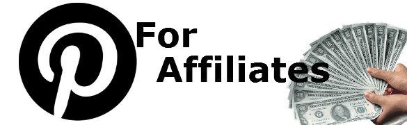 pinterest for affiliates