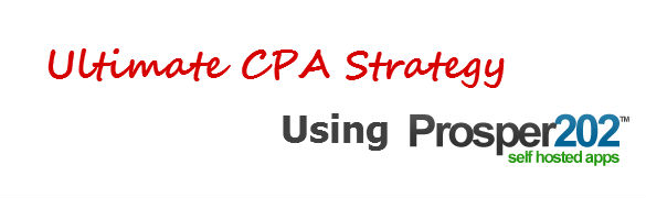 CPA Strategy