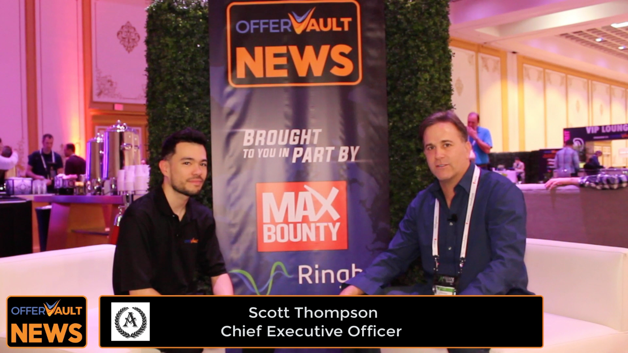 Interview with Scott Thompson, CEO of Astoria Company at Affiliate Summit West 2020