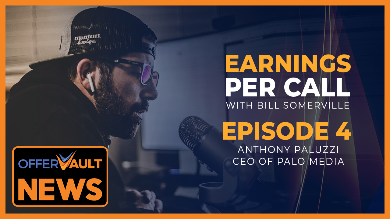 Earnings Per Call: Anthony Paluzzi, CEO of PALO Media